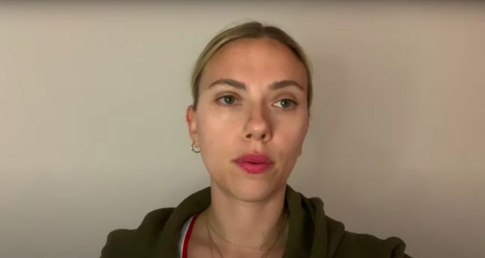 Scarlett Johansson calls for freedom for Patrick Zaki and other Egyptian activists