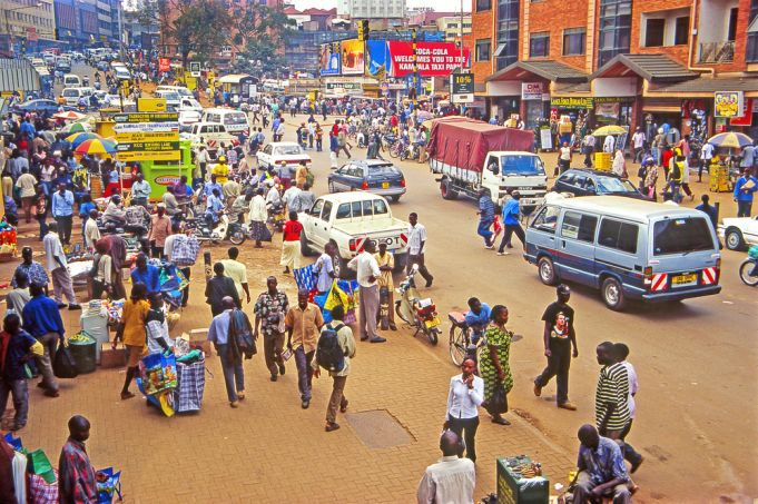 5 busiest cities in Africa