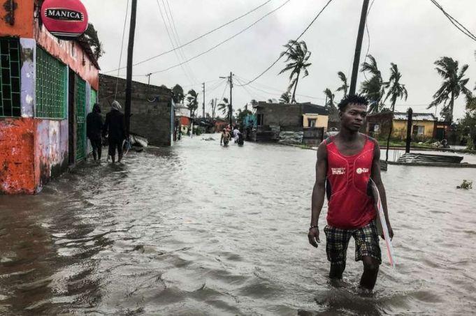 'Cartegory 1' Tropical Cyclone Eloise ravages Mozambique