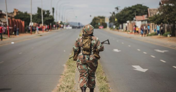 South African army ends hijab ban for military service members