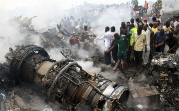 Nigeria in mourning after air crash - image 4