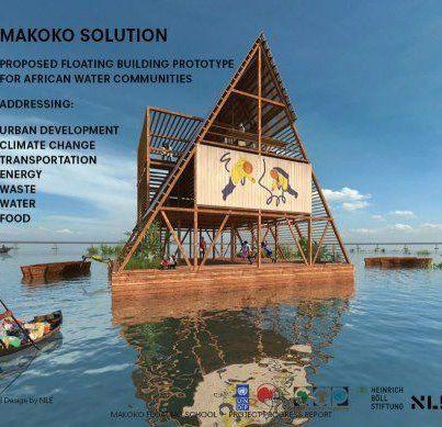 Floating schools proposed for Lagos water slum - image 2