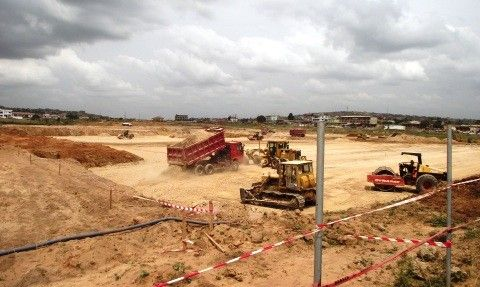 Accra's biggest shopping mall ready by 2014 - image 1
