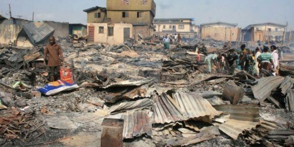Calls to rebuild Ifelodun market - image 1