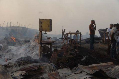 Calls to rebuild Ifelodun market - image 4