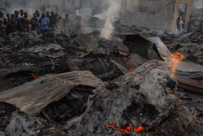 Calls to rebuild Ifelodun market - image 3
