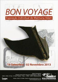 Maimuna Adam: Bon Voyage - image 1