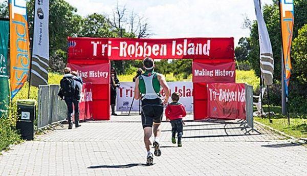 Tri-Robben Island Triathlon - image 1
