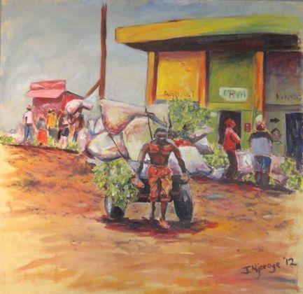 Mwanamke ni Effort - image 2