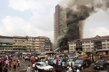 Lagos building collapse kills five - image 1