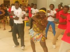 UDO Ghana Street Dance dances out - image 2