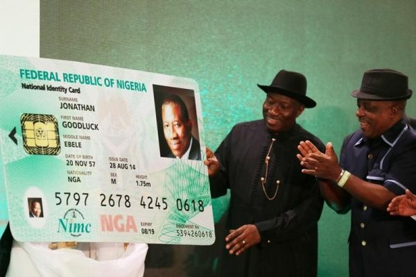 New electronic ID cards in Nigeria - image 1