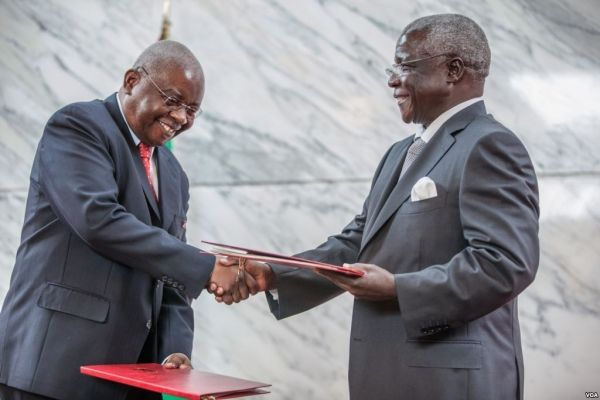 Peace deal in Mozambique ahead of elections - image 2
