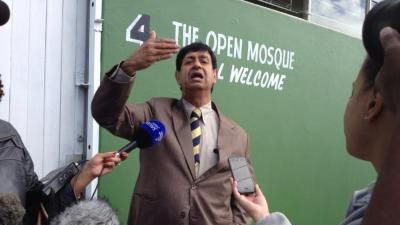 Arson attack at Cape Town's open mosque - image 2