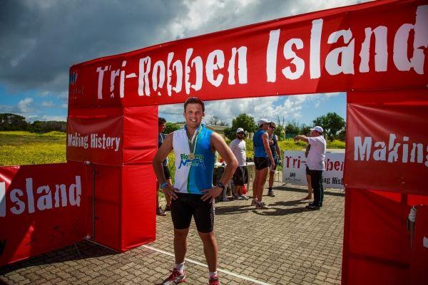 TriRock Robben Island Triathlon - image 1