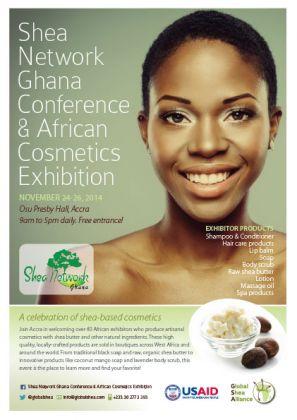 Cosmetics exhibition in Accra - image 4