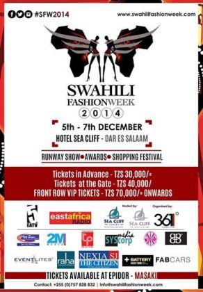 Swahili Fashion festival - image 1