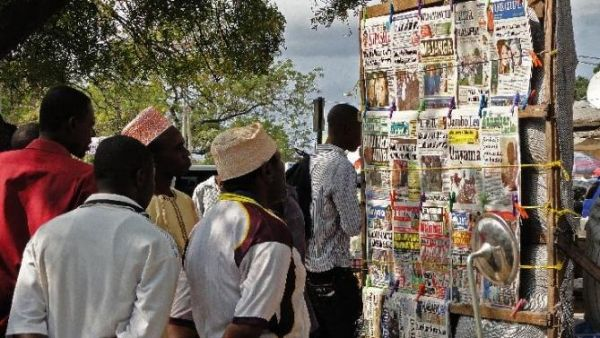 Tanzania shuts The East African - image 1