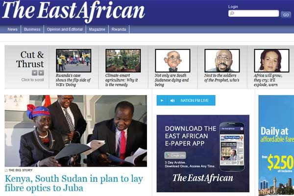 Tanzania shuts The East African - image 2