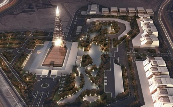 Cairo builds pyramid skyscraper - image 3