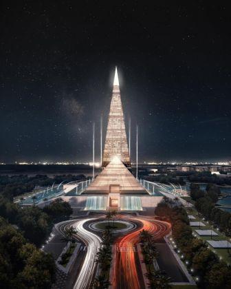 Cairo builds pyramid skyscraper - image 2