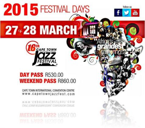 Cape Town Jazz festival - image 1