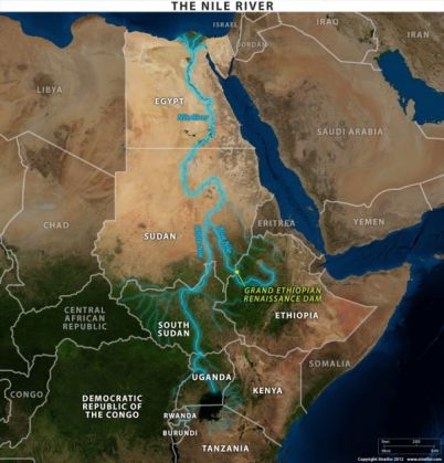 Egypt, Ethiopia and Sudan sign deal over Nile dam - image 4