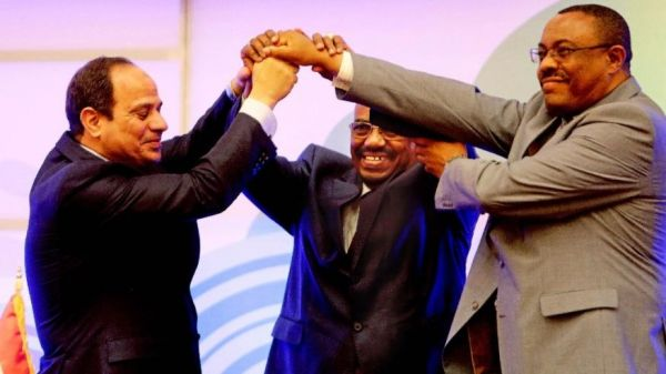 Egypt, Ethiopia and Sudan sign deal over Nile dam - image 1