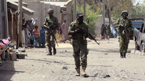 Nigerian army rescues 200 girls and 93 women - image 1