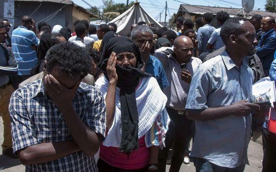 Ethiopia declares mourning - image 1