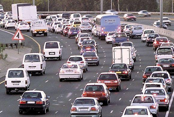 Cape Town has worst traffic in South Africa - image 2