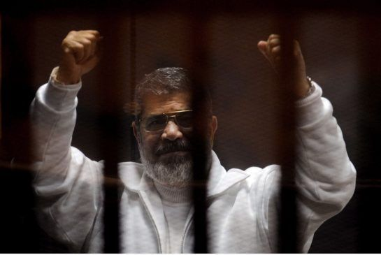 Morsi sentenced to 20 years in jail - image 2