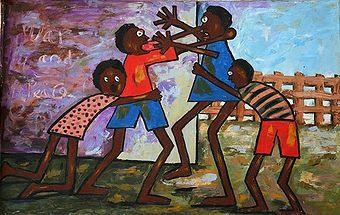 Kwadwo Ani exhibition in Dar - image 4