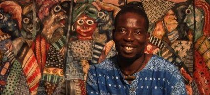 Kwadwo Ani exhibition in Dar - image 2