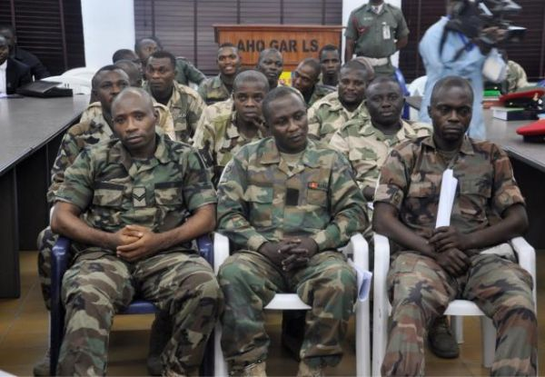 Buhari may review Nigerian death-row troops - image 2
