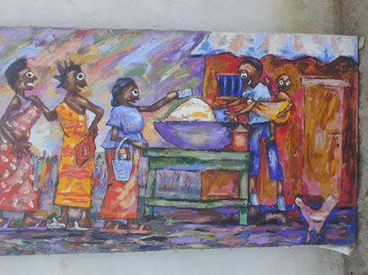 Kwadwo Ani exhibition in Dar - image 3
