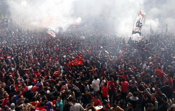 Egypt bans ultra soccer fan clubs - image 4