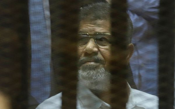 Morsi sentenced to death - image 2