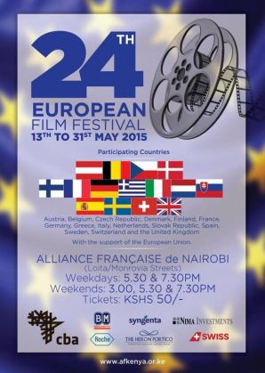 European film festival Nairobi - image 1