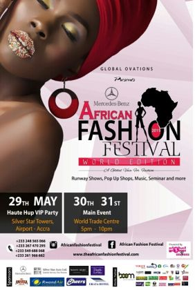 Mercedes Benz African Fashion Accra - image 1