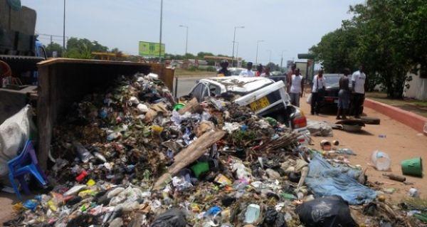 Accra installs rubbish bins - image 3