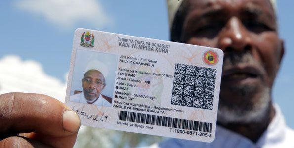 Tanzania estimates voting figures - image 4