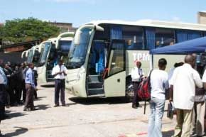Maputo transport company transferred to city - image 2