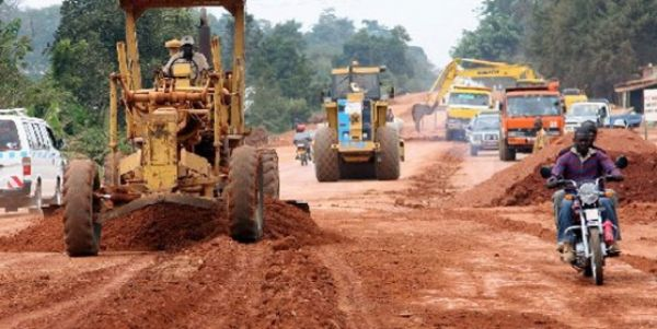 Arusha-Tengeru highway construction begins - image 4