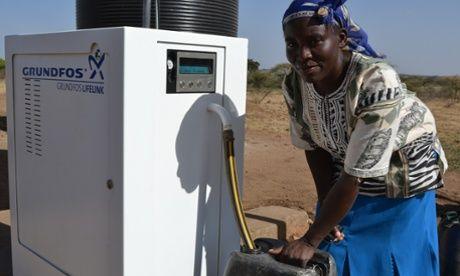 Nairobi water vending machines - image 3