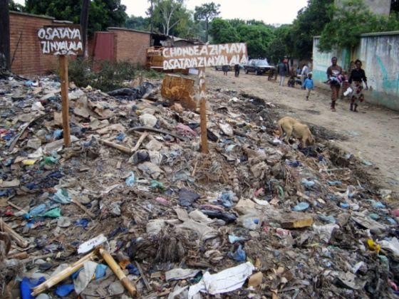 Accra installs rubbish bins - image 4