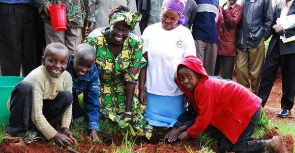 African Union honours Wangari Maathai - image 3