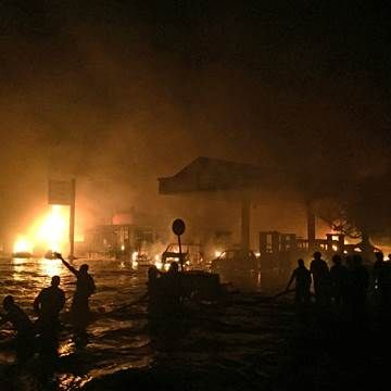 Three days of mourning in Ghana for fire victims - image 4