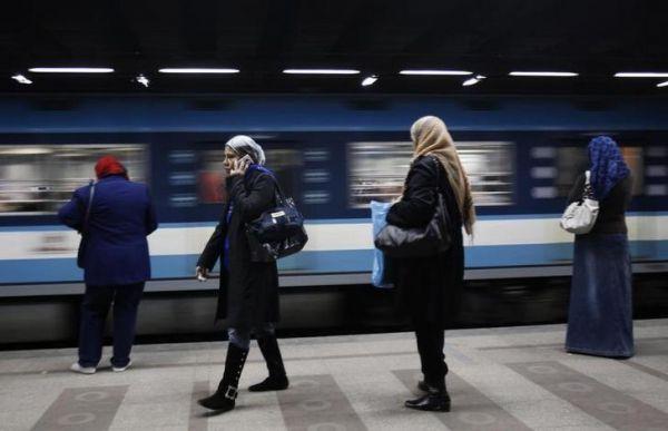 Cairo reopens Sadat metro station - image 2