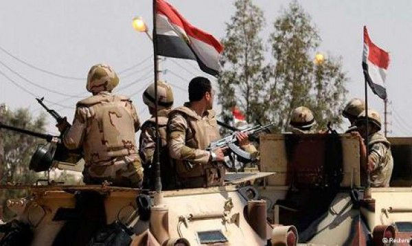 50 soldiers killed in Egypt's Sinai attacks - image 2